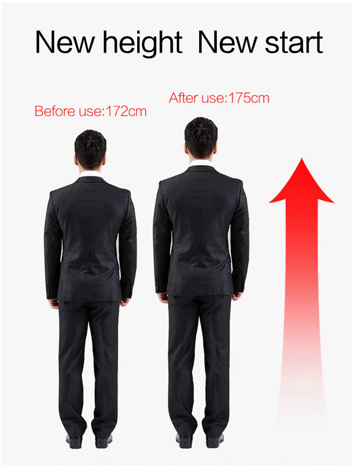 Invisible Height Increaser