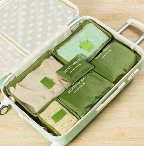 Luggage Packing Organizer set (6Pcs)