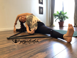 YogiStretch™ (50% OFF)
