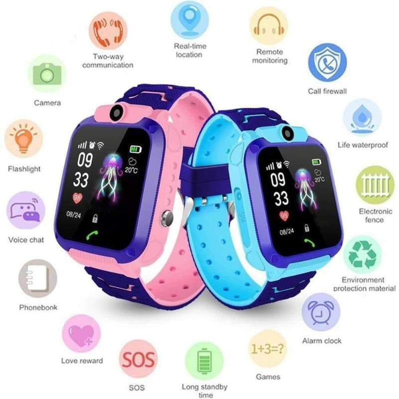 SmartKids™️ - Anti Lost GPS Smart Watch | The safest protector for your children