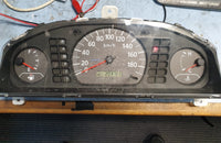 Nissan Sunny 1999 - 2003 Instrument cluster temp gauge Failure
