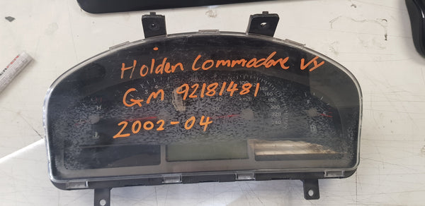Holden Commodore VY 02-04