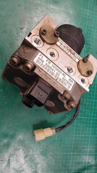 ABS  Valve Block / Motor Assembly   Land-rover  Defender  WABCO