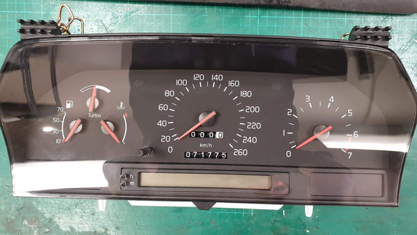 Volvo  95   850  Mileage not increasing   Instrument Cluster