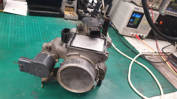 Nissan Airflow / Throttle Body
