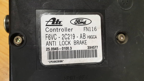 POMPA ABS LINCOLN TOWN CAR F6VC-2C219-AB    ABS module