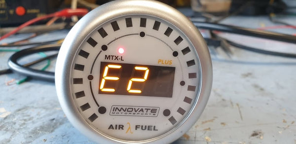 Inovate Motorsports  Gauge -Repair No power up