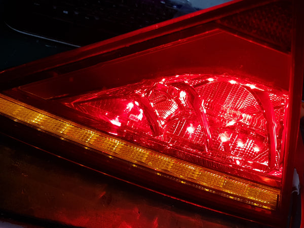 Audi A7 Tail light repair