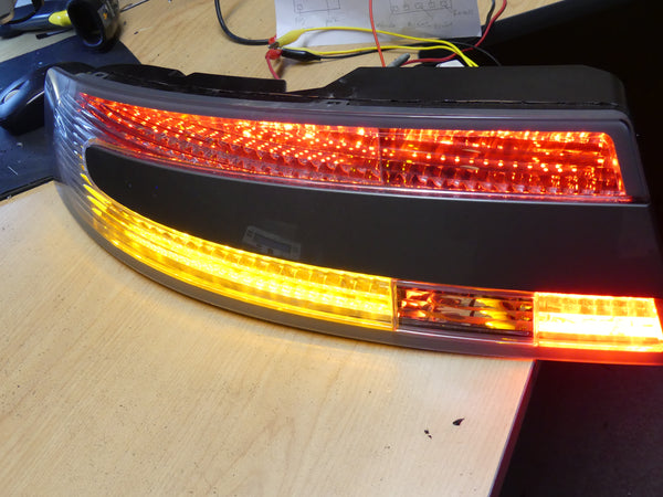 ASTON MARTIN TAIL LIGHT