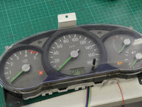 BT50 Odometer Correction