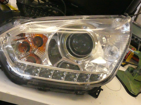 Head Light - Rexton  - Day Runners