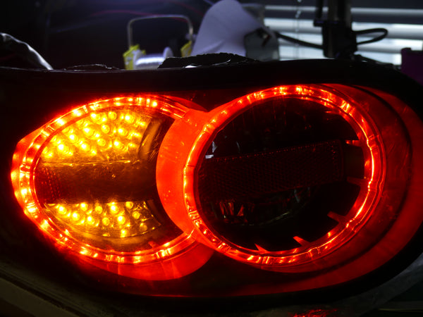 HSV Tail Light