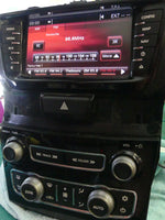 Holden Radio /Climate Control repair