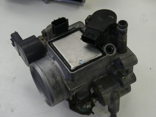 Nissan Throttle body / Mass Airflow Sensor  Repair