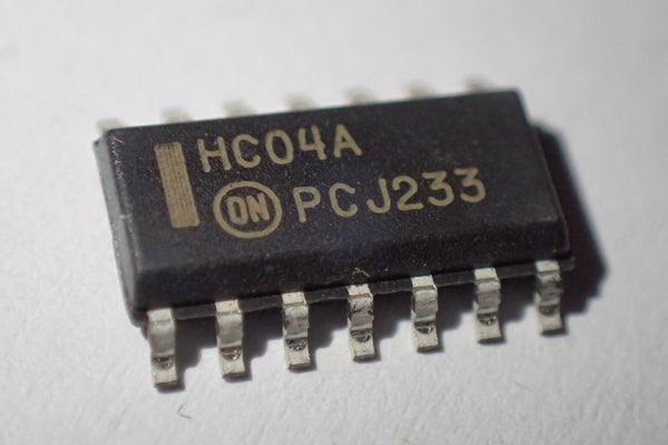 HC04A, Hex Unbuffered Inverter, SOIC-14