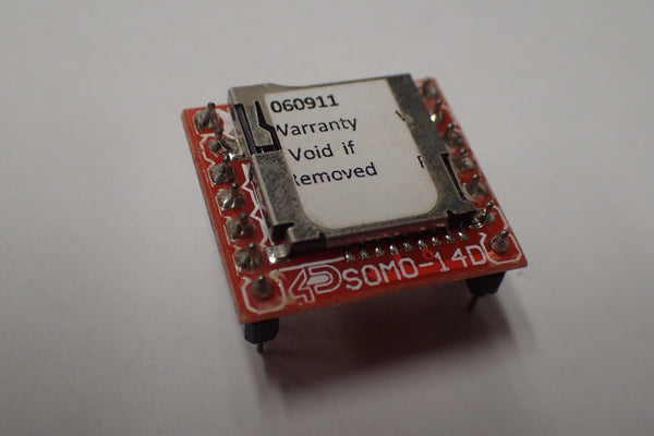 SOMO-14D mp3 player module