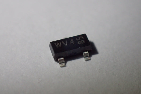 BAT54S, SMD diode, Small signal 30V 200mA,  WV4 8S SOT-23,
