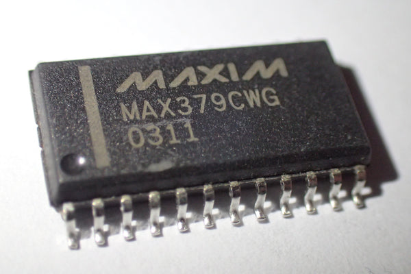 MAX379CWG Multiplexer IC DSO-24