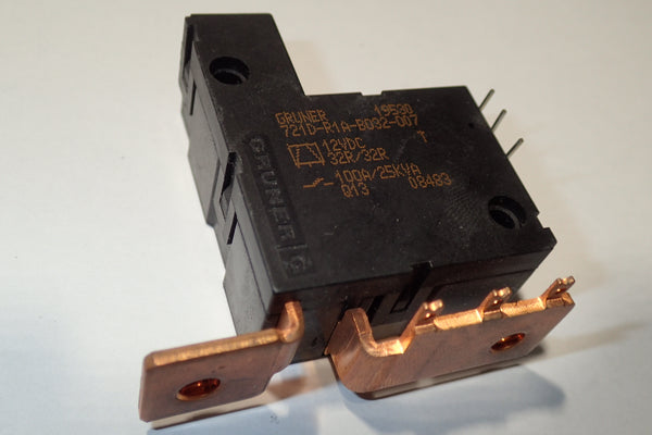 100A/25KVA latching relay 721D-R1A-B032-007