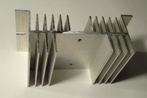Large alumimum heatsink