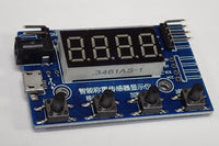 HX711 Load cell readout, LED display scale, weight measurement.