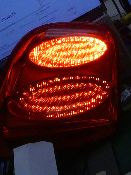 Bentley Continental GT (2003-2010) Taillight