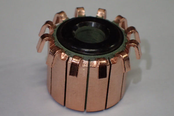 Brushed motor commutator 8*23*20mm 12P