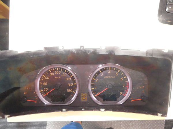 NISSAN ELGRAND 2004 2010 JDM  Cluster Fuel Gauge Failure repair