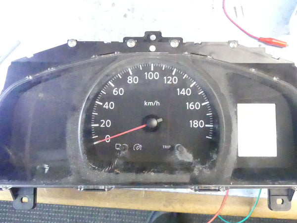 Nissan NV 200 Backlight failure repair on instrument cluster