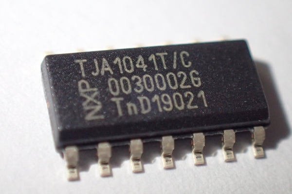 TJA1041T/C can bus transceiver