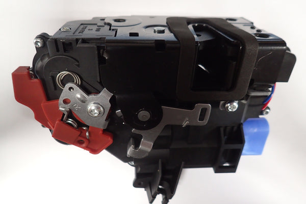 VW golf door latch lock assembly actuator