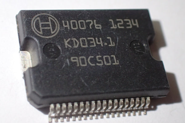 Bosch 40076 driver IC