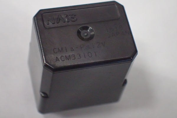 ACM33101 12V automotive relay PCB mount SPST 35A 12V