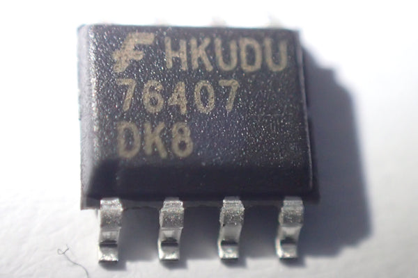 76497 duel n channel mosfet 60V 3.5A