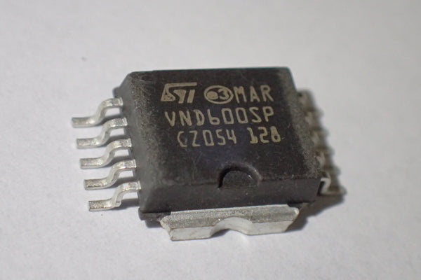 VND600SP High side Dual driver IC, 36V 25A, PowerSO-10
