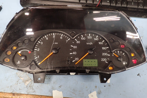Ford focus Instrument cluster repair