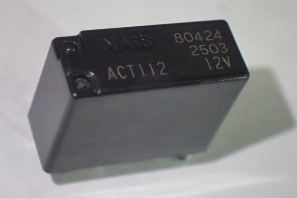 NAiS ACT112 ACT112M09 12VDC Automotive Relay 5 Pins
