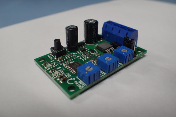 6-28V 0.2-10A DC motor overload over current protector GZ093 module.