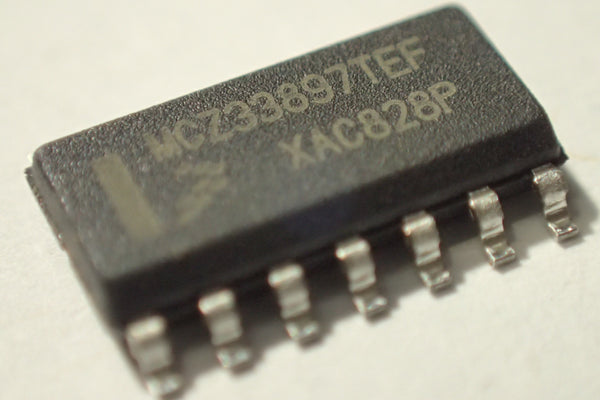Canbus transceiver MCZ33897TEF