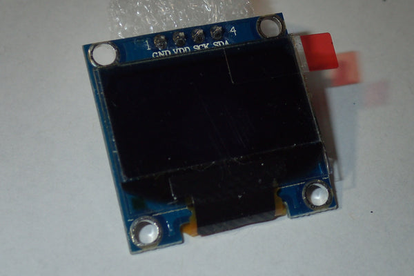 "0.96"" OLED LED  LCD display"