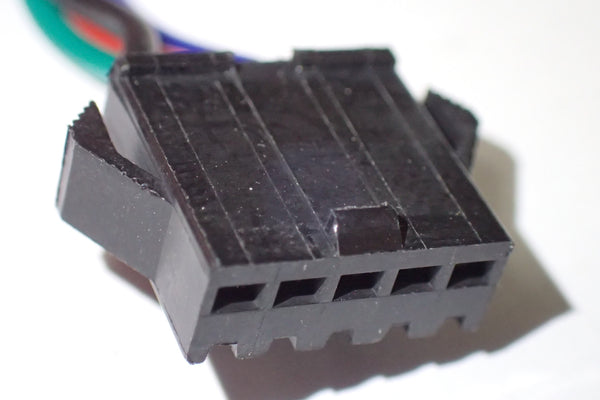 5 pin JST-SM connector