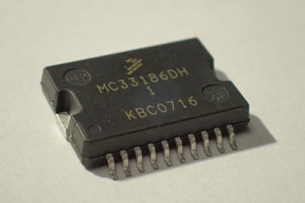 MC33186DH MC33186, Automotive H-Bridge driver, HSOP-20, DSO-20