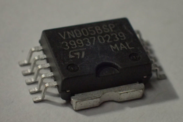 VND05BSP, High Side Smart Solid State Relay, 40V 9A, PowerSO-10