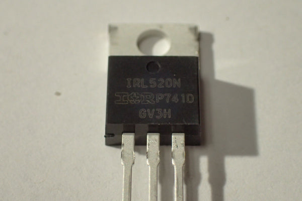 IRL520N, N Channel Mosfet, 10A 100V, TO-220-3
