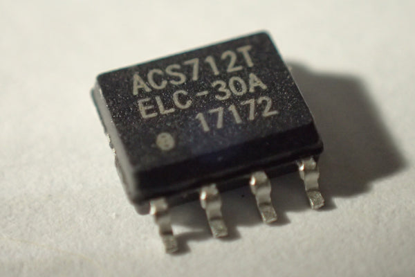 ACS712T current sensor IC