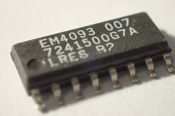 EM4093, Immobilizer chip, SOIC-16, SO-16