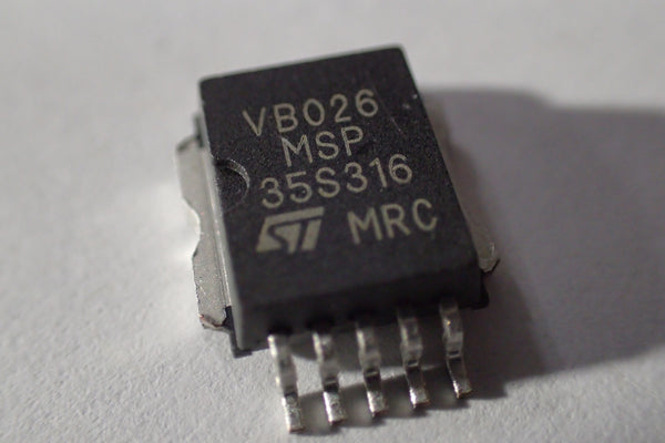 VB026 MSP VB026SP, Coil Driver IC, 360V 9A, PowerSO-10