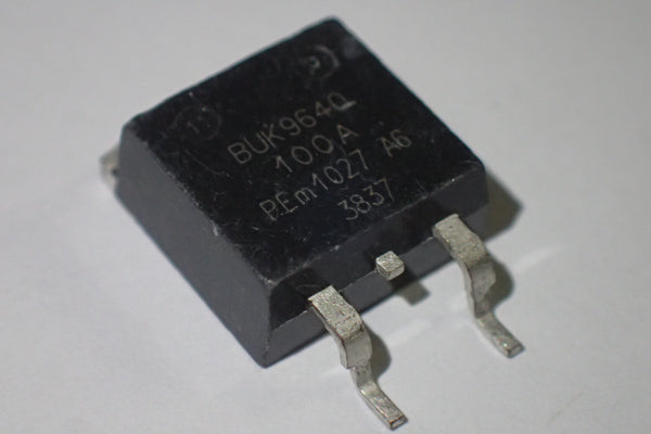 BUK9640 N Channel 100V 39A Mosfet TO-263, D2PAK, DDPAK