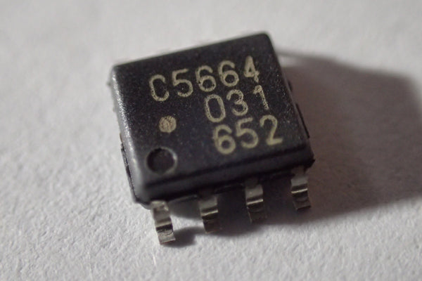 C5664, Injector drive IC, SOIC-8, SO-8