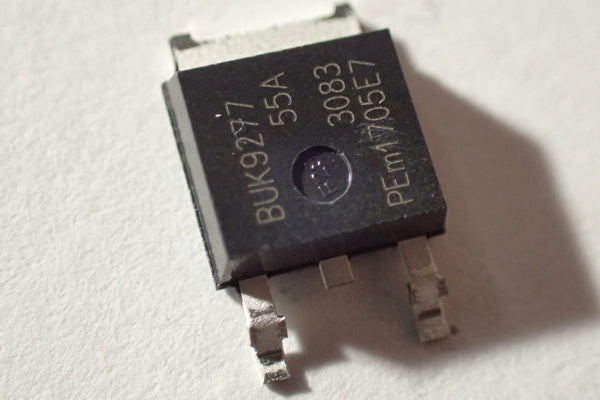 BUK9277 N channel Mosfet 55V 18A, DPAK, TO-252